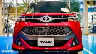 Download (4K)TOYOTA TANK トヨタ・タンク 実車内装外装確認 - MEGAWEB展示車両 Video
