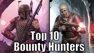 Download Top 10 Bounty Hunters (Results) - Star Wars Top Tens Video