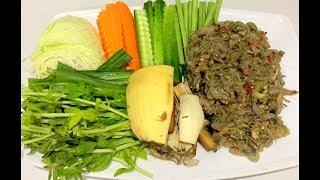 Download របៀបធ្វើបុកកំពិសអំពិលខ្ចី/Amazing khmer food and popular food cambodia/khmer cooking/ម្ហូបក្លែមពិសេស Video