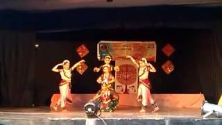 Download Ananda narthana ganapathi by NatyaKalarpana Nrutya Kendra Video