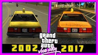 Download КАК ВЫГЛЯДИТ НОВАЯ GTA Vice City 2018: Сравнение с GTA Vice City 2002 Video