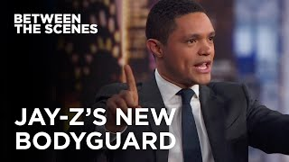 Download Jay-Z's New Bodyguard - Between the Scenes | The Daily Show Video