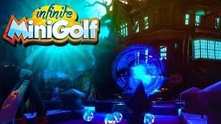 Download Infinite Mini Golf! - MOST STUPID GOLF HOLE EVER?! Video