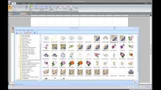 Download PE-Design Next and PE-Design 10....View thumbnail images and properties of all of your designs! Video