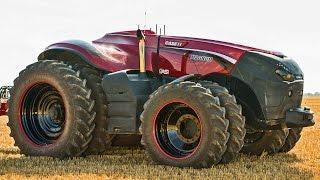 Download Case IH Autonomous Concept Tractor Video