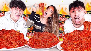 Download EXTREME SPICY NOODLE CHALLENGE w/ Sommer Ray Video