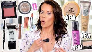 Download FULL FACE of NEW DRUGSTORE MAKEUP Tested Video