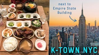 Download K-TOWN NYC ♦ Korean Food in New York City Video
