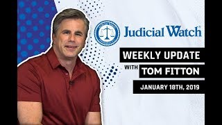 Download Tom Fitton's Weekly Update: New Anti-Trump RussiaGate Scandal, ″Air Pelosi″ Grounded, & More! Video