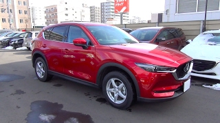 Download 2017 New MAZDA CX-5 XD L Package 4WD - Exterior & Interior Video