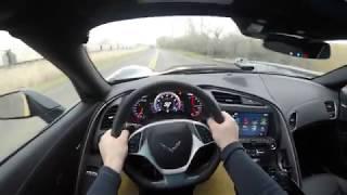 Download 2019 Chevy Corvette Stingray 4K POV Drive! Video