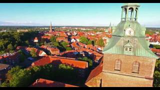 Download Lüneburg By Drone 4K Video