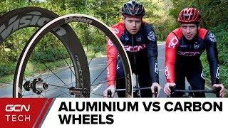 Download What's The Difference? - Carbon Fibre VS Aluminium Wheels Video