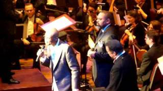 Download Bishop Walter Hawkins - Part 1 - LAST PUBLIC PERFORMANCE - ″Marvelous″ Video