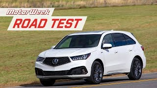 Download 2019 Acura MDX A-Spec | MotorWeek Road Test Video