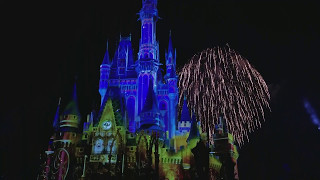 Download Disney World Magic Kingdom Happily Ever After Fireworks First Showing Video