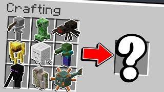 Download Minecraft: O QUE ACONTECE SE VOCÊ FUNDIR TODOS OS MOBS DO MINECRAFT?! Video