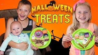 Download Super Spooky Halloween Treats Video