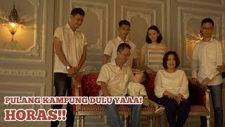Download JAMES PULANG KAMPUNG! HORASSS!! Video