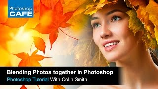 Download How to combine photos in Photoshop with Layer Masks, seamless blending technique Video
