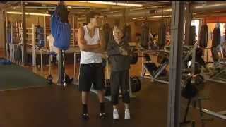 Download Steven Adams Before he moved to USA Video