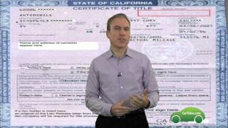 Download How do you get a lost title for a car? | AFX Video