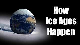 Download How Ice Ages Happen: The Milankovitch Cycles Video