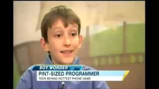 Download How To Make An App -14 yr Old Boy Makes An App - Downloaded 3 Million Times!! Video