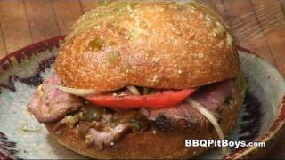Download Carne Asada recipe by the BBQ Pit Boys Video