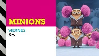 Download Cartoon Network LA - PROMO CINE CARTOON - Minions (16/02/2018) Video