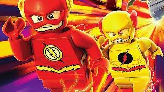 Download LEGO DC Super-Villains All Cutscenes Movie Video