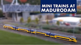 Download Treinen in Madurodam / Trains in Madurodam Video
