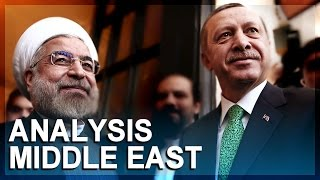Download Geopolitical analysis 2017: Middle East Video