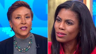 Download Omarosa Responds to Robin Roberts' 'Bye Felicia' Remark Video