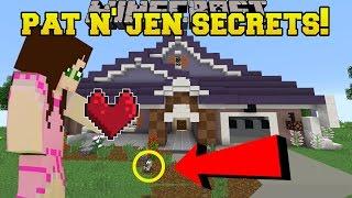 Download Minecraft: PAT & JEN'S HIDDEN SECRETS!!! - Custom Map Video