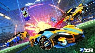 Download Rocket League Rumble w/ The CREW Video