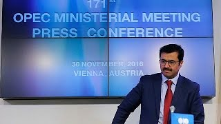 Download OPEC agrees first production cut in eight years - economy Video