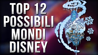 Download Kingdom Hearts 3 - TOP 12 Possibili Mondi Disney Video