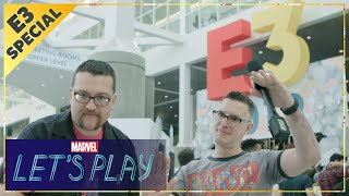 Download Marvel's E3 2019 Recap: An interview with the Marvel Games team! Video
