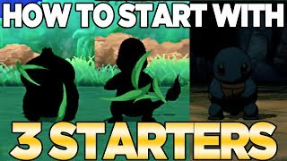 Download How to Get 3 Starters in Pokemon Ultra Sun & Moon | Austin John Plays Video
