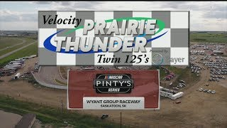 Download 2018 NASCAR Pinty's Series: Velocity Prairie Thunder Twin 125s Video