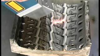 Download clean LASER Africa Tire Mould Segment CL 500 Video
