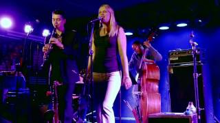 Download ″Hi-Hat Trumpet & Rhythm″ - Mercury Lounge, Bria Skonberg Official Video