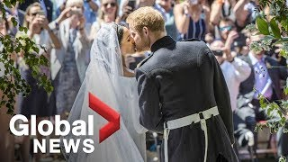 Download Royal Wedding FULL ceremony of Prince Harry and Meghan Markle Video