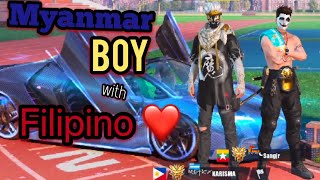 "Download Rules of Survival ""Myanmar Boy"" Pusong Pinoy Video"