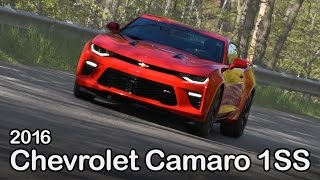 Download 2016 Chevrolet Camaro 1SS Review: Curbed with Craig Cole Video