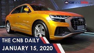 Download Audi Q8 | Honda Activa | Tata Altroz Crash test Video