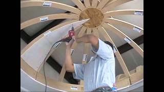 Download How to Drywall a Dome Ceiling with Archways & Ceilings Made Easy Video