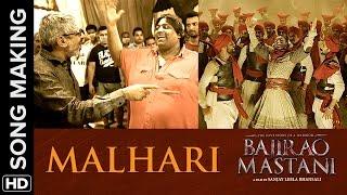 Download Making of Malhari | Bajirao Mastani | Ranveer Singh Video