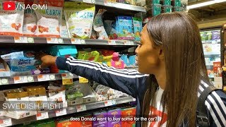 Download Whole Foods Shopping With Naomi Campbell Video